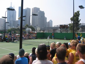Australian Open 2007 in Melbourne