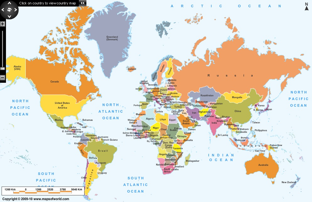 Denmark In World Map Factsofbelgium